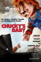 Seed Of Chucky - German DVD cover (xs thumbnail)