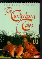 I racconti di Canterbury - DVD movie cover (xs thumbnail)