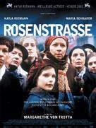Rosenstrasse - French poster (xs thumbnail)