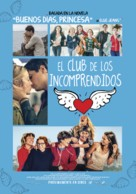 El club de los incomprendidos - Chilean Movie Poster (xs thumbnail)