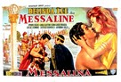 Messalina Venere imperatrice - Belgian Movie Poster (xs thumbnail)