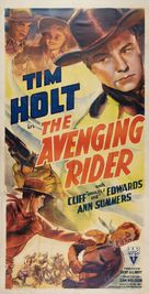 The Avenging Rider - Movie Poster (xs thumbnail)