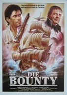 The Bounty - German Movie Poster (xs thumbnail)