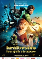 Epic - Slovak Movie Poster (xs thumbnail)