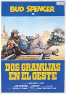 Occhio alla penna - Spanish Movie Poster (xs thumbnail)