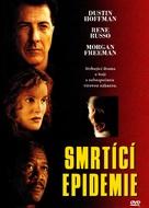 Outbreak - Czech DVD movie cover (xs thumbnail)