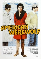An American Werewolf in London - German Movie Poster (xs thumbnail)
