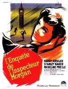 Blind Date - French Movie Poster (xs thumbnail)