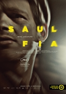 Saul fia - Hungarian Movie Poster (xs thumbnail)
