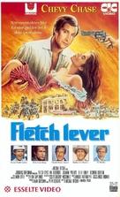 Fletch Lives - Norwegian VHS movie cover (xs thumbnail)