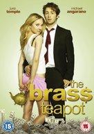 The Brass Teapot - British DVD movie cover (xs thumbnail)