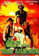 Hannie Caulder - French Movie Cover (xs thumbnail)