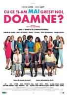 Qu'est-ce qu'on a encore fait au bon Dieu? - Romanian Movie Poster (xs thumbnail)
