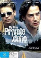 My Own Private Idaho - Australian DVD movie cover (xs thumbnail)