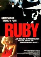 Ruby - German Movie Poster (xs thumbnail)