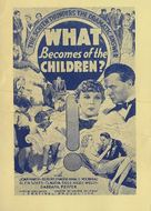 What Becomes of the Children? - Movie Poster (xs thumbnail)
