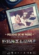 Pecados de mi padre - Argentinian Movie Poster (xs thumbnail)