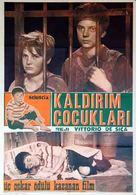 Sciuscià - Turkish Movie Poster (xs thumbnail)