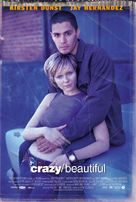 Crazy/Beautiful - Movie Poster (xs thumbnail)