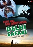 Delhi Safari - Indian Movie Poster (xs thumbnail)