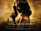 Colombiana - British Movie Poster (xs thumbnail)