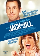 Jack and Jill - German Movie Poster (xs thumbnail)