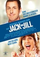 Jack and Jill - German Movie Poster (xs thumbnail)