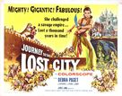 Journey to the Lost City - Movie Poster (xs thumbnail)