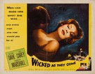 Wicked as They Come - Movie Poster (xs thumbnail)