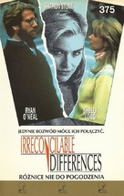 Irreconcilable Differences - Polish VHS cover (xs thumbnail)