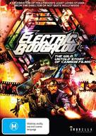 Electric Boogaloo: The Wild, Untold Story of Cannon Films - Australian DVD movie cover (xs thumbnail)