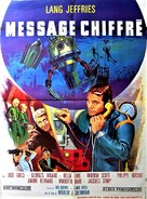 Cifrato speciale - French Movie Poster (xs thumbnail)