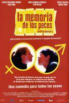 Goldfish Memory - Spanish Movie Poster (xs thumbnail)