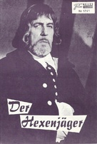 Witchfinder General - German poster (xs thumbnail)