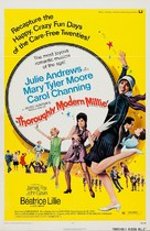 Thoroughly Modern Millie - Re-release movie poster (xs thumbnail)