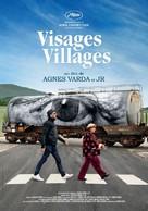 Visages, villages - Swiss Movie Poster (xs thumbnail)