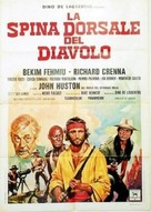 The Deserter - Italian Movie Poster (xs thumbnail)