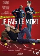 Je fais le mort - Belgian DVD cover (xs thumbnail)