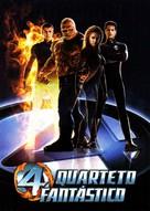 Fantastic Four - Brazilian Movie Cover (xs thumbnail)