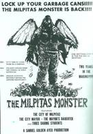 The Milpitas Monster - Movie Poster (xs thumbnail)