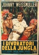 Cannibal Attack - Italian Movie Poster (xs thumbnail)