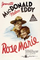 Rose-Marie - Australian Movie Poster (xs thumbnail)