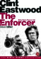 The Enforcer - Danish DVD movie cover (xs thumbnail)