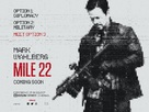 Mile 22 - British Movie Poster (xs thumbnail)