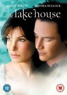 The Lake House - British DVD cover (xs thumbnail)
