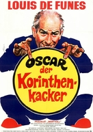 Oscar - German Movie Poster (xs thumbnail)