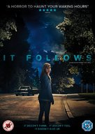 It Follows - British DVD movie cover (xs thumbnail)