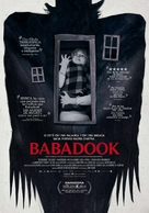 The Babadook - Spanish Movie Poster (xs thumbnail)