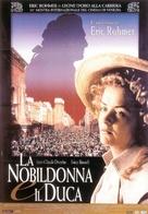 Anglaise et le duc, L' - Italian Movie Poster (xs thumbnail)