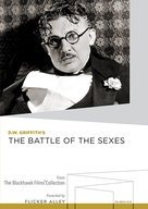 The Battle of the Sexes - DVD cover (xs thumbnail)